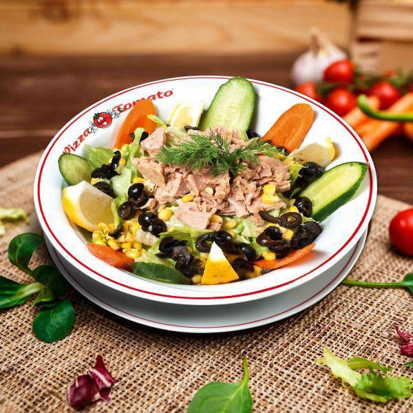 Ton Balık Salata
